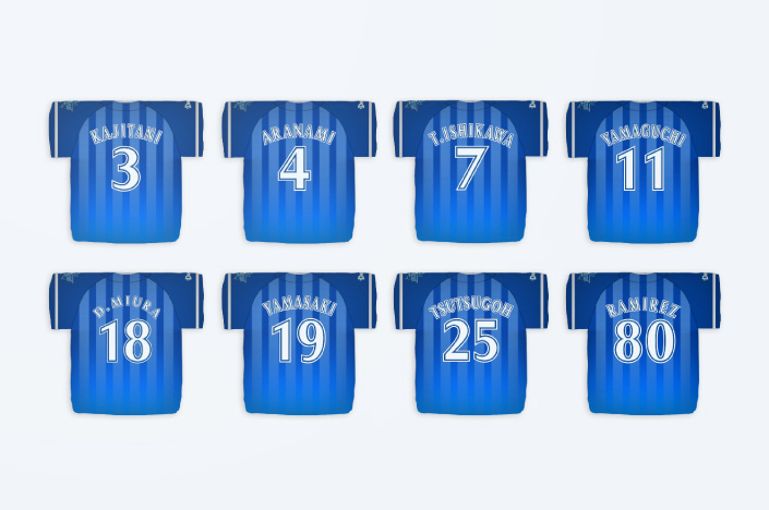 BAYSTARS 5 ANNIVERSARY & NEW UNIFORM GOODS