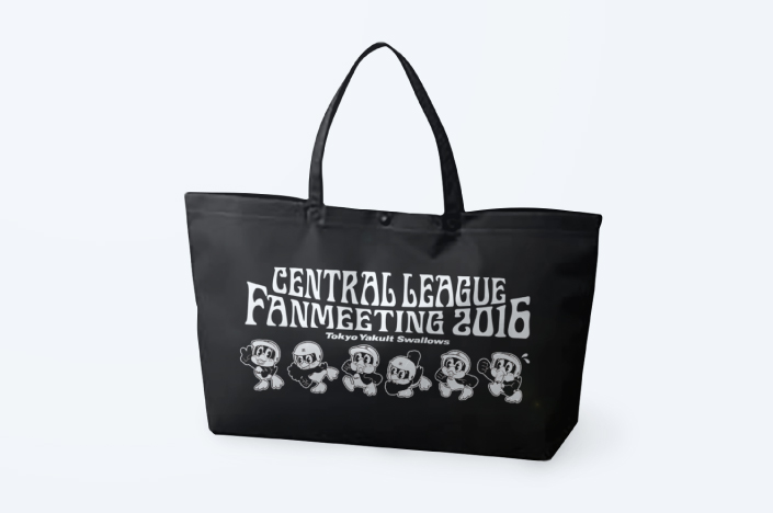 TOKYO YAKULT SWALLOWS CENTRAL LEAGUE FANMEETING 2016 GOODS