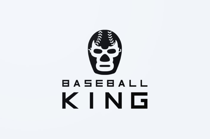 BASEBALL KING LOGO