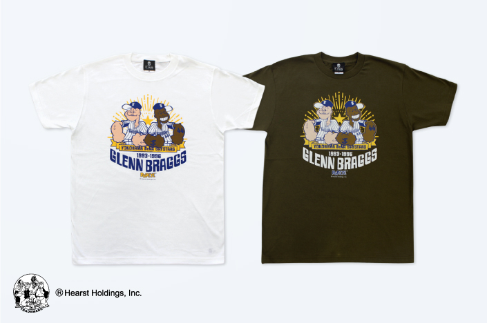 POPEYE® × BRAGGS COLLABORATION GOODS