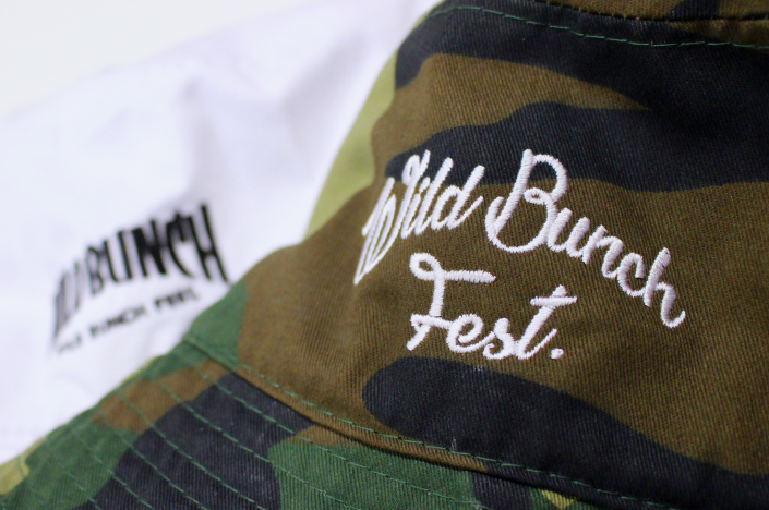 WILD BUNCH FEST. 2016 OFFICIAL GOODS 02