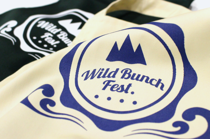 WILD BUNCH FEST. 2016 STAFF WEAR