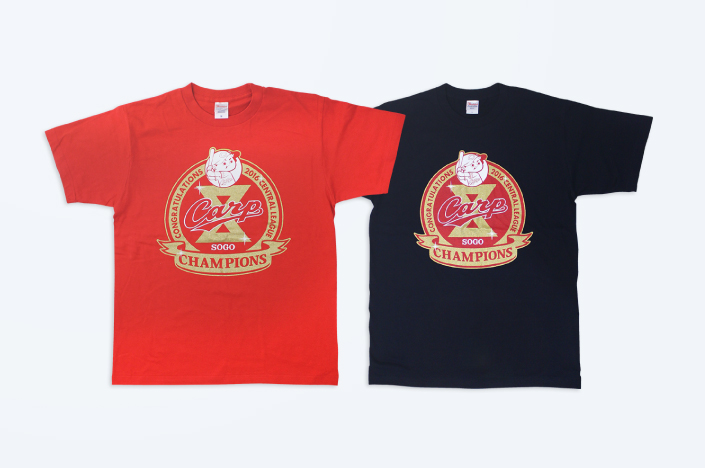 CARP × SOGO CENTRAL LEAGUE CHAMPION GOODS