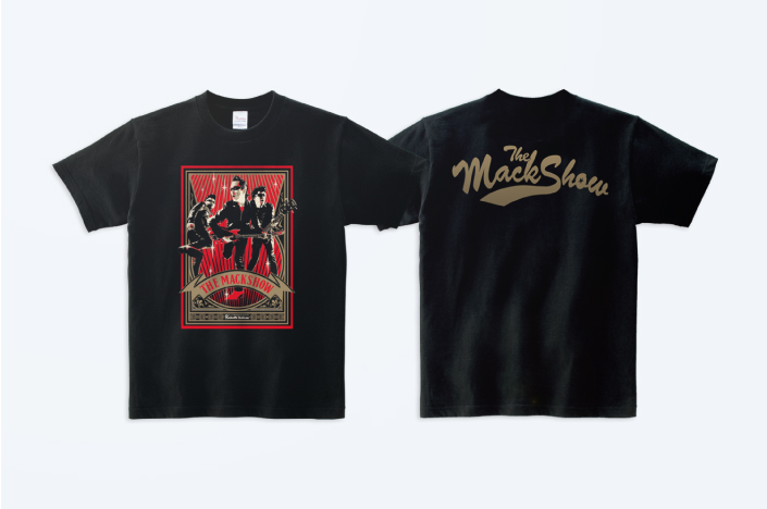 THE MACKSHOW T-SHIRT