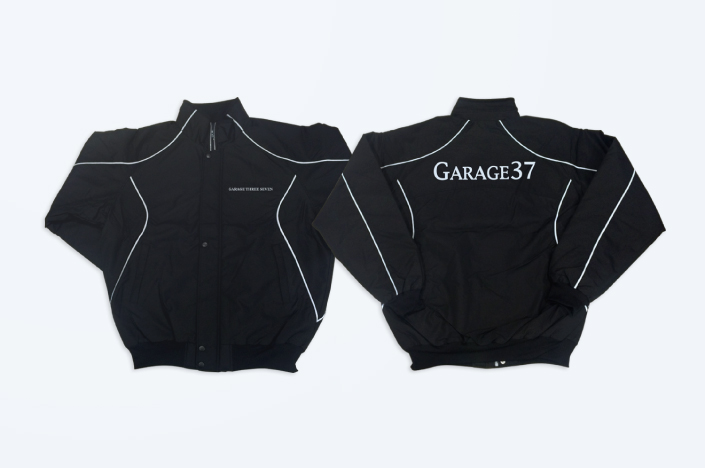 GARAGE37 COACH JACKET
