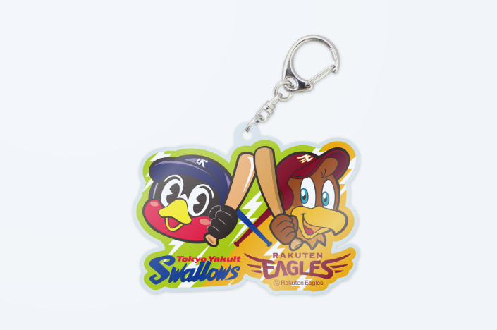 SWALLOWS×EAGLES INTERLEAGUE GAME GOODS 2017